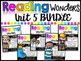 1st Grade Unit 5 Wonders BUNDLE (Supplemental Resources)