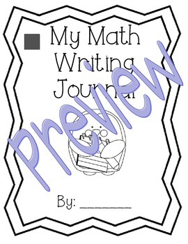 1st Grade Unit 6 Math Expressions Writing Journals