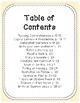 1st Grade Unit: Reading Comprehension, Story Elements, Nouns or Verbs, & More