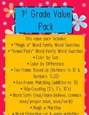 1st Grade Value Pack