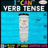 1st Grade Verb Tense Game