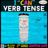 1st Grade Verb Tense Game