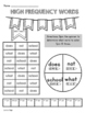 High Frequency Word Activities 1st Grade WONDERS Unit 1