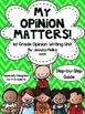 1st Grade WRITERS WORKSHOP Bundle - 2 Units - Opinion and Informational