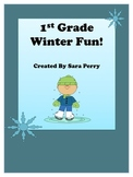 1st Grade Winter Fun