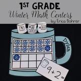 1st Grade Winter Math Centers