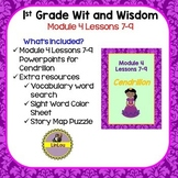 Wit and Wisdom-First Grade Module 4 Lessons 7-9 Companion Resource