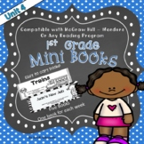 1st Grade Wonders Mini Books McGraw Hill -  Unit 4 Weeks 1-5