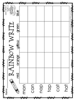 1st Grade Wonders - Unit 1 Bundle