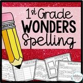 1st Grade Wonders Spelling Activities