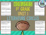 1st Grade Wonders Unit 1 Literature Circles