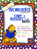 1st Grade Wonders (2014) - Unit 2 Bundle