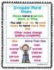 1st Grade Wonders Unit 2 Week 5 Grammar Charts and Assessments