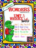 1st Grade Wonders - Unit 3 Bundle