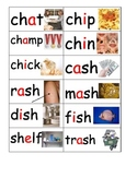 1st Grade Word Family Cards