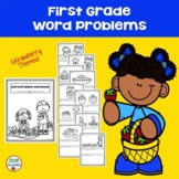 1.OA - 1st Grade Practice Workbook: Word Problems (within 20)