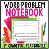 1st Grade Word Problem Bundle