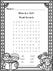 1st Grade Word Searches with Spelling Words from Journeys Common Core edition