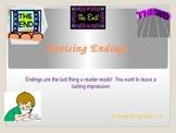 1st Grade Writers Workshop Lesson 1.14 Revising Endings