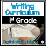 1st Grade Writing Bundle: Narrative, Informational, Opinion