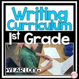 First Grade Writing Curriculum   Narrative   Informational