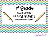 1st Grade Writing Rubric Bundle