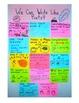 1st Grade Writing Unit 6 Charts & Teaching Points