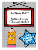 1st Grade Writing Unit 7 Charts & Teaching Points