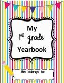 1st Grade Yearbook