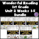 1st Grade Reading Unit 2 Bundle
