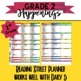 1st Reading Street Planner