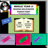 WHOLE YEAR OF READING BELLRINGERS POWER POINT