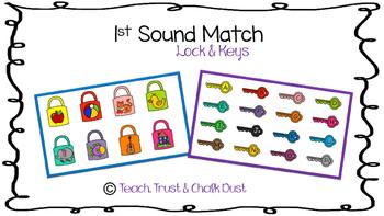1st Sound Match