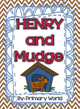 Henry and Mudge Journeys 1st Story