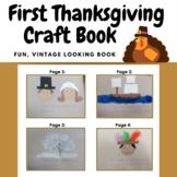 1st Thanksgiving Book