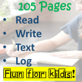1st Words: Read It! Write It! Text It! 105 Sentences for 2