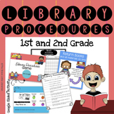 1st and 2nd Grade Library Procedures