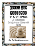 1st and 2nd Grade Rocks and Minerals Unit