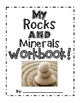 1st and 2nd Grade Rocks and Minerals Workbook for students
