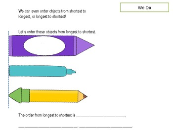 1st grade Common Core Lessons-Domain 3 (Measurement and Data)