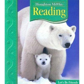 1st grade Houghton Mifflin weekly plan 2.1