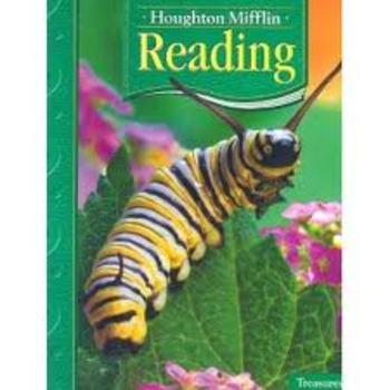 1st grade Houghton Mifflin weekly plan 5.1