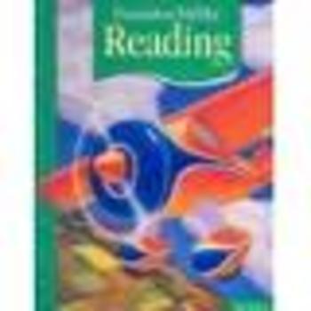 1st grade Houghton Mifflin weekly plan 6.3
