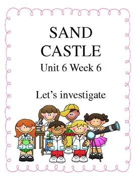 1st grade Treasures  oi, oy  Unit 6 Wk 5 Sand Castle