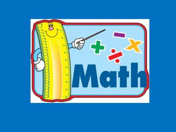1st grade common core math review