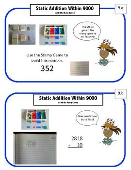 Marigold Math - A Visual Math Program - 1st Grade - set 3