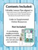 1st or 2nd Grade Graphic Novels Study Lesson Plan & Resources