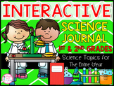 Interactive Science Journal (1st/2nd) (TEKS & CCSS Aligned)