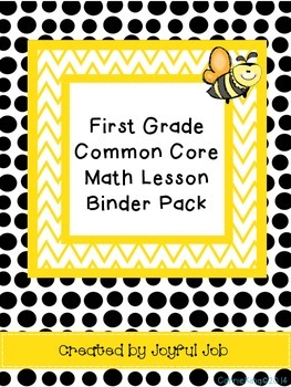 1stGradeCommonCoreBinder