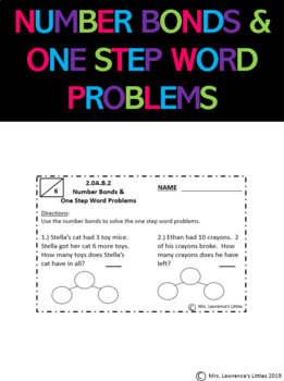 two step word problem exit ticket worksheets teaching resources tpt rh teacherspayteachers com